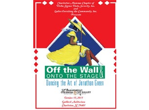 William Starrett: Off the Wall and Onto the StageTickets