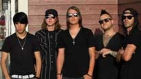The Red Jumpsuit Apparatus with a Skylit Drive