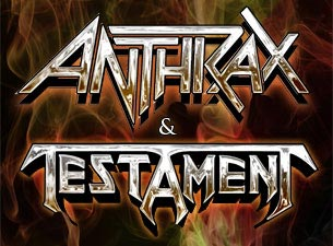 Anthrax and Testament
