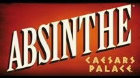 Absinthe at Spiegeltent at Caesars Palace