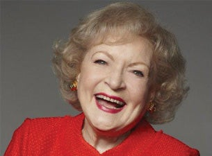 Betty White Tickets