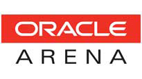 Logo for Oracle Arena