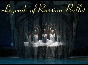 Legends Of Russian BalletTickets