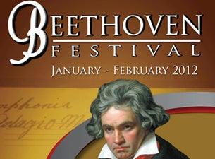Beethoven FestivalTickets