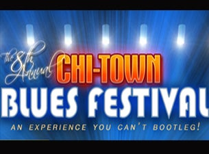 Chi-Town Blues Festival Tickets
