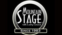 Mountain Stage at Lyell B Clay Concert Theatre