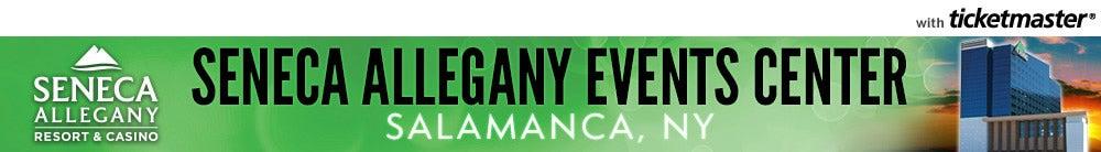 Seneca Allegany Casino Tickets