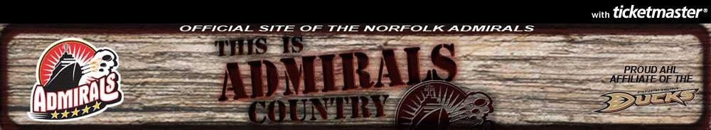 Norfolk Admirals Tickets