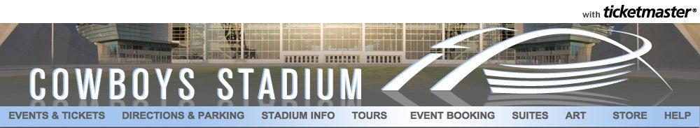 Cowboys Stadium Tickets