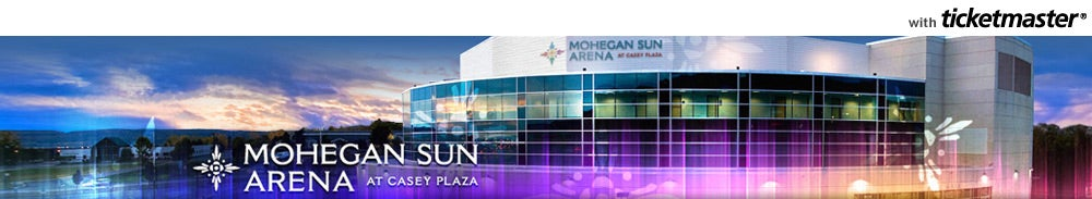 Mohegun Sun Arena at Casey Plaza Tickets