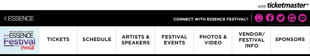 Essence Music Festival Tickets