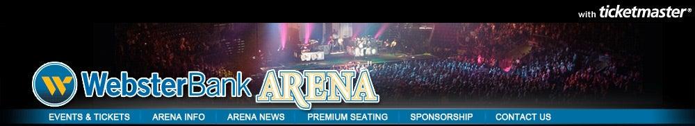 Webster Bank Arena Tickets