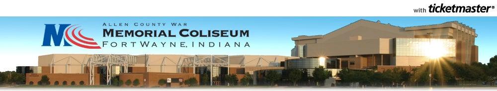 Allen County Memorial Coliseum Tickets