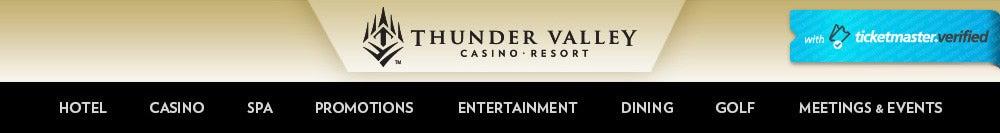 Thunder Valley Casino Resort Tickets