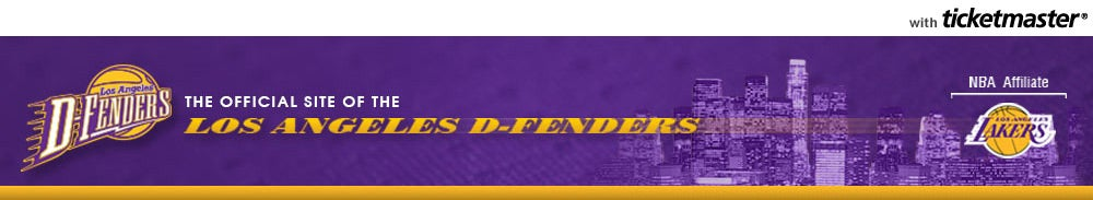 LA D Fenders Tickets