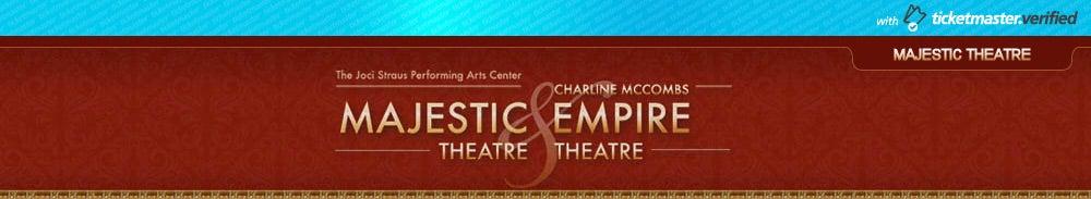The Majestic Theatre Tickets