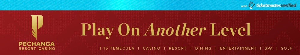 Pechanga Resort & Casino Tickets