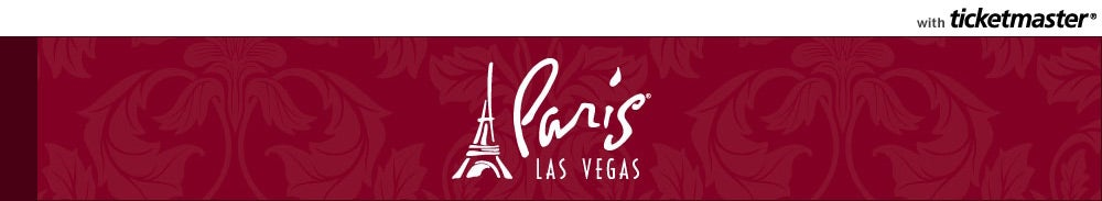Paris Las Vegas Tickets