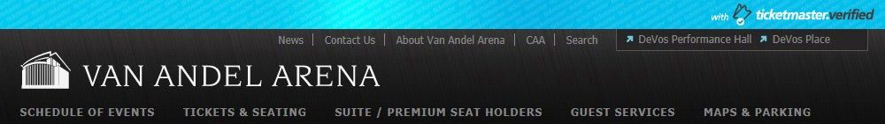 Van Andel Arena Tickets