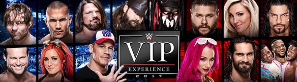 Ticketmaster promotions wwe vip experiences m4hsunfo
