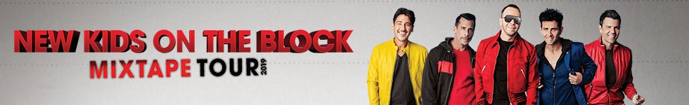 Ticketmaster promotions new kids on the block vip packages available now m4hsunfo