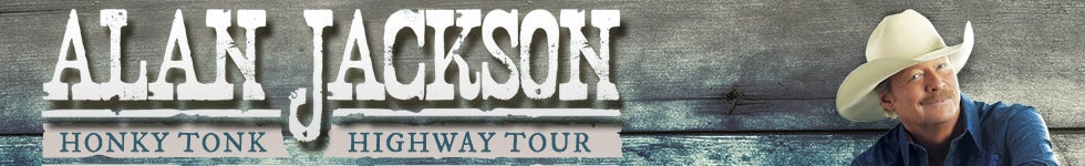 2176a166dd151 Alan Jackson 2019 VIP Packages Available Now!