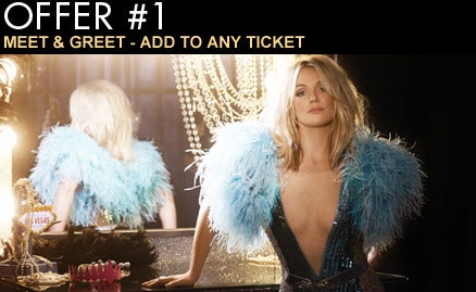 Britney spears piece of me tour meet greet add to any ticket m4hsunfo