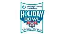 San Diego County Credit Union Holiday Bowl logo