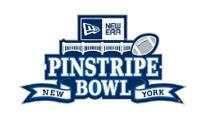 New Era Pinstripe Bowl logo