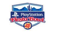 Playstation Fiesta Bowl logo