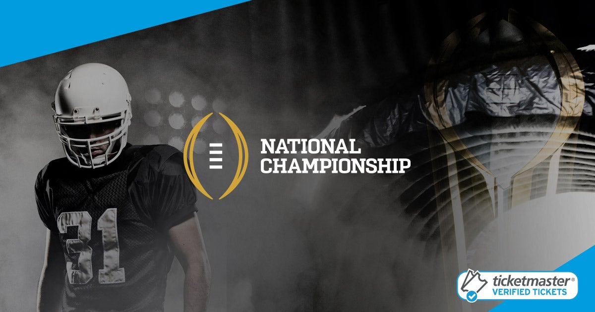 2019 College Football Playoff National Championship Tickets Cfb