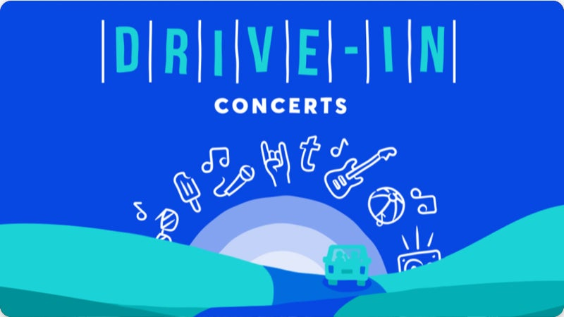 How Drive-In Concerts Work