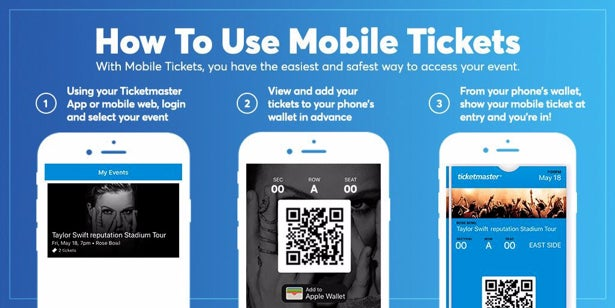 Ticketmaster com - Help | Mobile Tickets