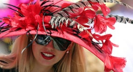 Kentucky Derby Hat Styles
