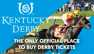 Kentucky Derby. The official place to buy & sell tickets