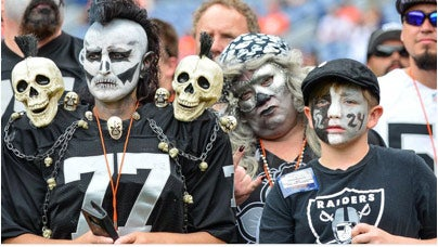 A Special Look at the NFL's #OfficialFanBase