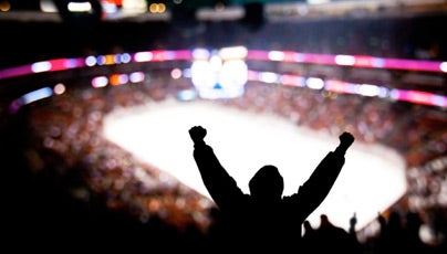 Passionate NHL Fan Bases