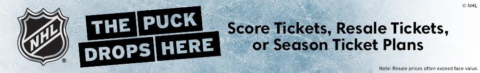 NHL Hockey Tickets, Schedules, Playoff and Regular Season info