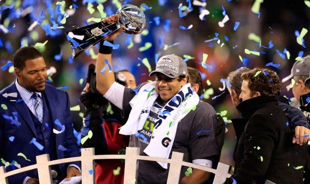 Recap Super Bowl Winners