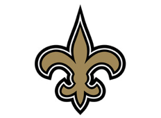 New Orleans Saints Logo