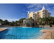 Hilton Grand Vacations Suites at SeaWorld Orlando. Opens New Window