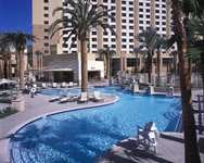 Hilton Grand Vacations Club on the Las Vegas Strip. Opens New Window
