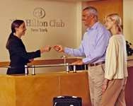 Hilton Club New York. Opens New Window