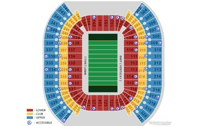Nissan Columbus Ohio >> ohio state stadium seating chart with seat numbers | Brokeasshome.com