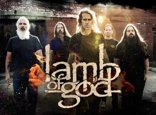 Lamb of God Boletos
