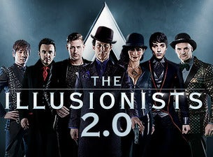 The Illusionists 2.0 Boletos