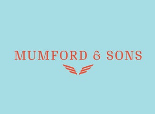 Mumford & Sons Boletos