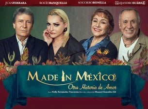 Made in México, Otra Historia de Amor Boletos