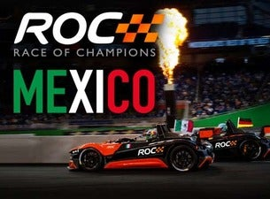 Race Of Champions Boletos