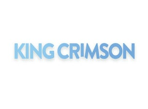 King Crimson Boletos